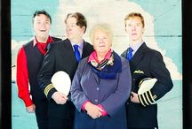 Cabin Pressure / Stuff from one of the best radio comedy's of all time.
