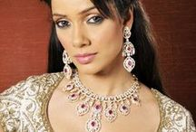 Celebrities in Jet Gems Jewellery / Check out this board and get a glimpse into all the glitz and glamor with which celebrities flaunt our wonderful creations at various occasions and events!