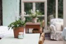 interior, garden.. home