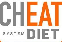 "Cheat System Diet ADVANCED / Ideal for energy, weight loss, and ""cleansing"" the body"