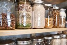 Cheating Gourmet Pantry / The Well-Stocked Pantry For The Cheating Gourmet: Spices, Condiments, And Kitchen Staples.