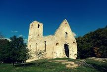 Pax et Bonum at Katarínka / one of the most beautiful and peaceful places I´ve ever been