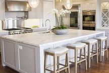 Kitchen Inspiration / Kitchen Images we love, inspiration for your next project.