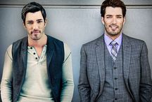 Drew & Jonathan Scott, Love them!!! / by MsKiss Bae