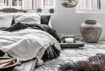 Home, soft home / útulnost, měkkost, dekorace, zabydlený domov