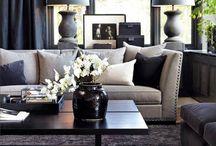 Modern classic / moderně pojatá klasika, symetrie, dokonalé sladění, elegance, luxus