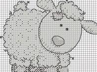 Craft: cross stitch