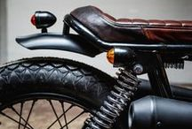 Café racers / Café racers - ideas and inspiration.