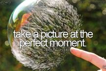 Bucket list / Hi this is my bucket list if it simply says Done I have done it!