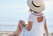 Summer fashion / Gorgeous summer fashion to inspire you!