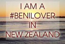I am a benilover in... / Comparte con orgullo que eres benilover por el mundo.