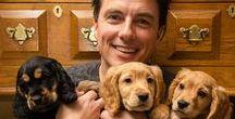 Barrowman & Puppies
