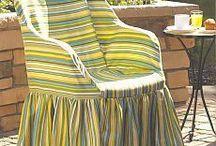 takarók - asztal / székhuzat / Takarók, asztalterítők, székhuzat, párnahuzat ötletek, leírások