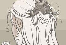 Witcher doodles
