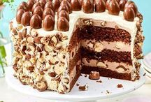 Backen / Rezepte von Kuchen, Desserts, Brot, Quiche, Flammkuchen und Keksen