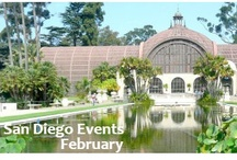 San Diego Events - February / Family-friendly activities happening in San Diego.  Find more details at www.kidsguidetosandiego.com