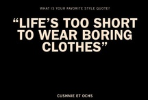 I'd love to wear...