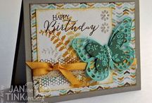Stampin' up / by Tina Dellinger McIlwee