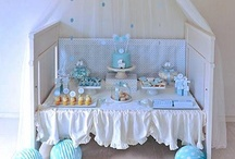 Baby Showers / Baby shower ideas, themes & styling inspiration / by Pretty Little Vintage {Melbourne}