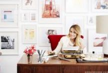 Decor: Desk & Office / by Rachel Claire