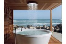 Beautiful Bathrooms / A collection of some gorgeous bathrooms we have come across!
