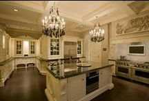 Cool Kitchens / Inspirational ideas for your kitchens!