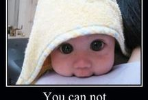 Cute / Mostly cute pictures of animals and babies...Or whatever you want