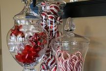 Holidays at Home / Just like the song says, there is no place like home for the holidays! These are some of our favorite decorating ideas for holidays all through the year1