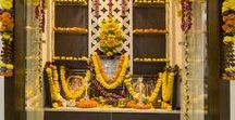 Indian Home Pooja Mandir Designs / A collection of pooja mandirs at home, designed by some of the best architects and designers in the country