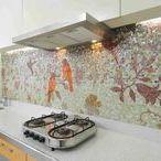 Kitchen Ideas / Modular kitchens, kitchen decor, kitchen interiors, kitchen design