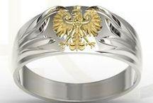 Gentleman jewellery / Biżuteria dla mężczyzn