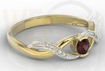 Engagements rings / Pierścionki zaręczynowe / Przepiękne pierścionki zaręczynowe, łączące klasykę z nowoczesnością / Beautiful engagements rings, which combines classic style with modernity