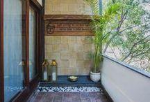 Balcony Design Ideas / Balcony design ideas
