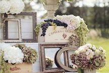 Mariage *Vintage et Shabby Chic*