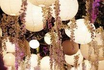 Mariage - Lanternes