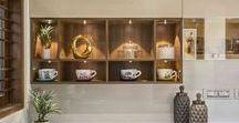 Shelves / Display shelves