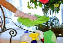 Cleaning Tips / Cleaning tips for your home.