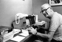 Arthur C. Clarke / Writer, Scientist / by CPK INSPIRATION