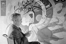 Wassily Kandinski / Artist / Painter / by CPK INSPIRATION