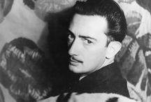 Salvatore Dalí / Artist / Painter / by MY INSPIRATION