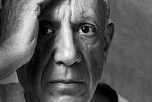 Pablo Picasso / Artist / Painter / by MY INSPIRATION
