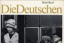 Die Deutschen / Burri / René Burri / by CPK INSPIRATION