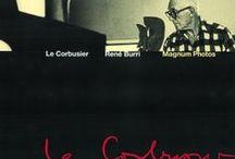 Le Corbusier / Burri / René Burri / by CPK INSPIRATION