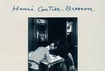 A propos de Paris / Bresson / Henri Cartier Bresson / by MY INSPIRATION