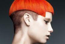 Hair- ginger