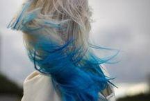 Hair- dipdye