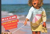MAGAZINE DE TRICOT : layette & enfant