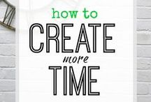 Productivity & Time Management / If you are looking for ideas and tips for productivity you will find that hear. This is helpful for the busy person, office worker, work at home mom and stay at home mom.  We all need tips to help us with time management and to get things done.