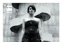 Gemma Arterton by Anton Corbijn / G-Star Shooting / by MY INSPIRATION