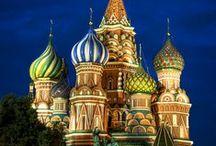 RUSSIA LA MAGIFIQUE !